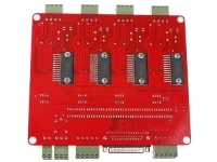 tb6560 4axis многоканальные драйверы шд
